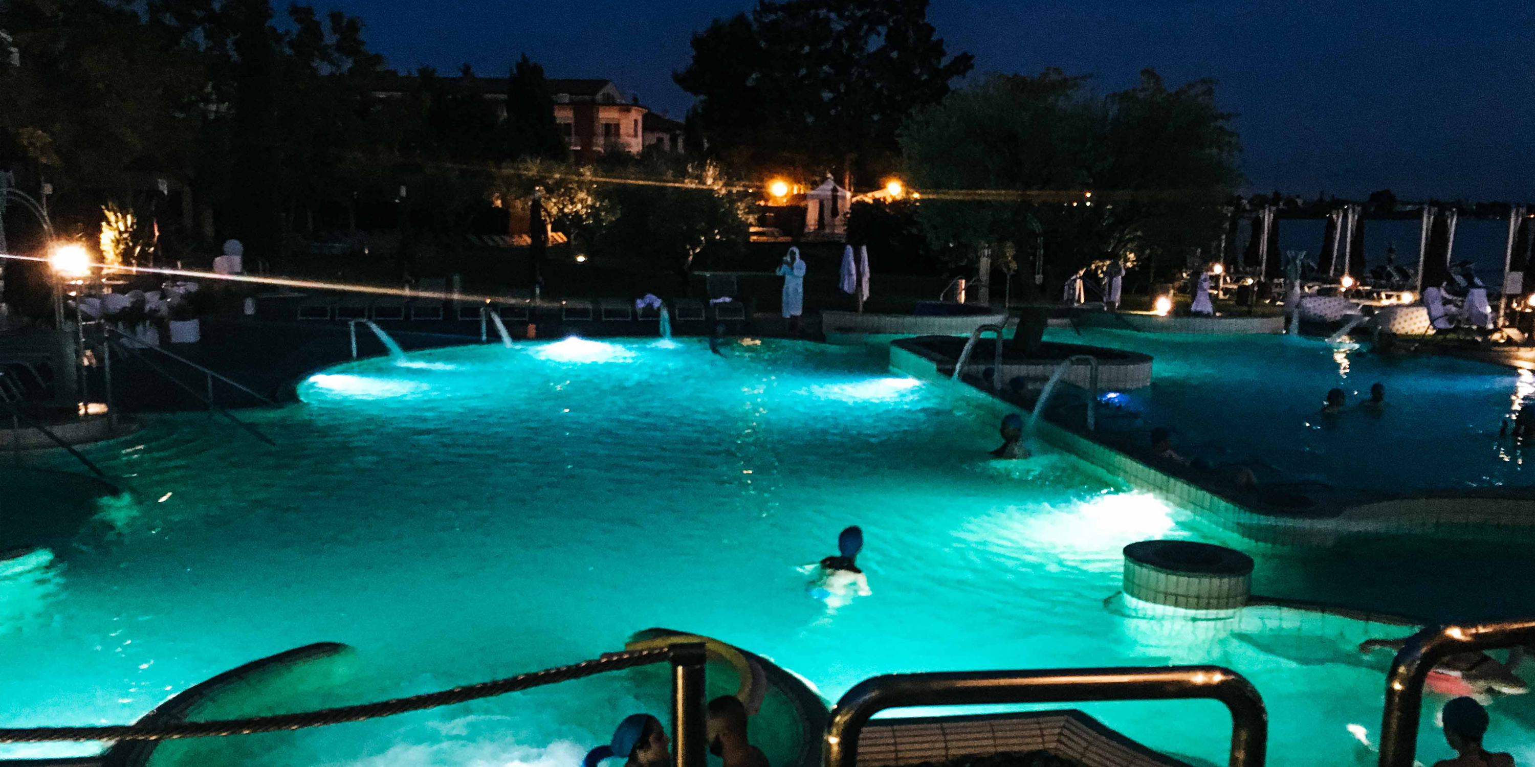 Aquaria thermal spa a sirmione lovers in the world - Hotel sirmione con piscina termale ...